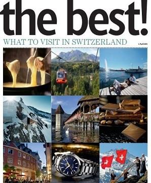 Ringier startet Magazin für chinesische Touristen