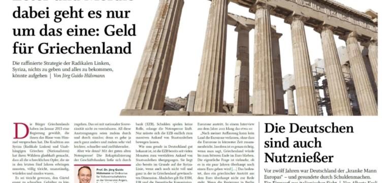 Zusammenarbeit zwischen Berliner Morgenpost und DER HAUPTSTADTBRIEF