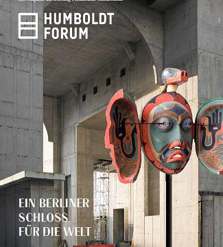 Magazin für das Berliner Humboldt-Forum erscheint