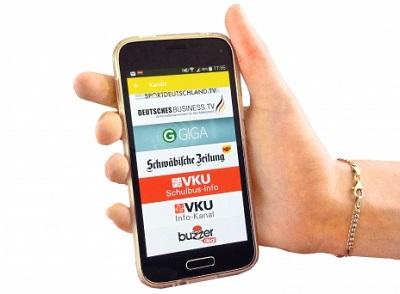 Nachrichten der Schwäbischen Zeitung per SMS