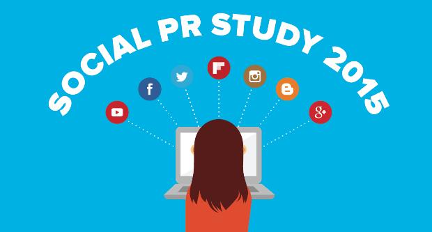 Social PR-Studie 2015: 40% britischer PR-Profis antworten nicht auf Social Media-Anfragen von Medien