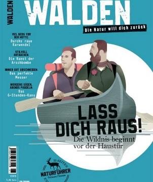 WALDEN – das neue Magazin für Männer