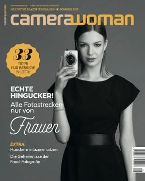 camerawoman erscheint am 12. Mai