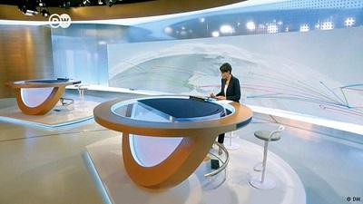 Englisches Programm der Deutschen Welle geht auf Sendung