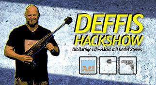 Webshow für Doku-Star Detlef Steves