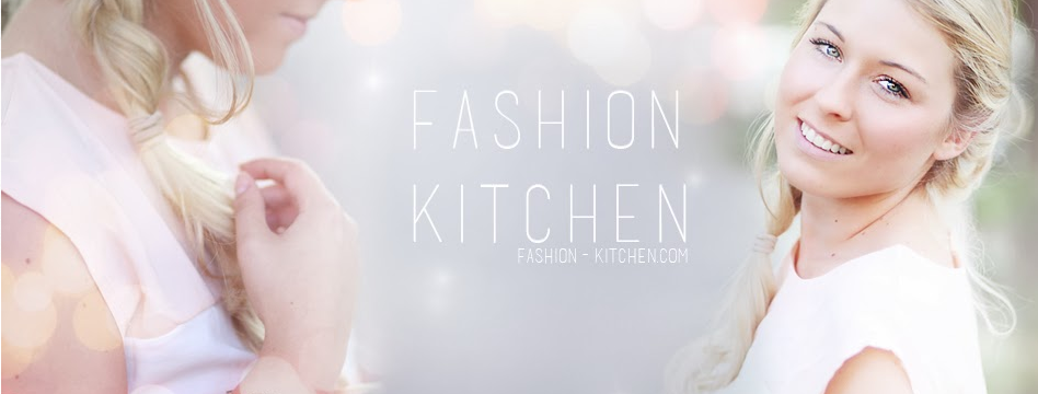 Blog Spotlight: Fashion Kitchen