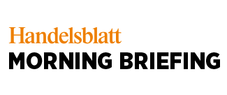 Neuer Look des Handelsblatt Morning Briefing