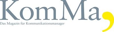 KomMa, - Das Magazin für Kommunikationsmanager erscheint erstmals