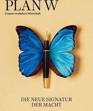 PLAN W - das Wirtschaftsmagazin für Frauen der Süddeutschen Zeitung