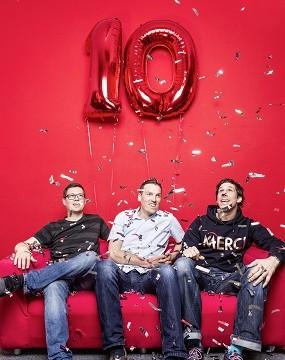 10-jähriges Jubiläum von t3n