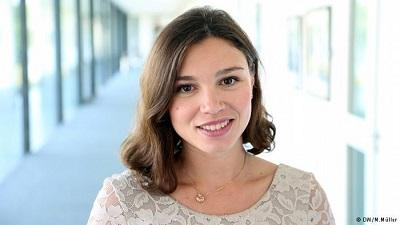 Neue Reporterin für die Deutsche Welle