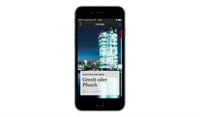 FAZ launcht neue App