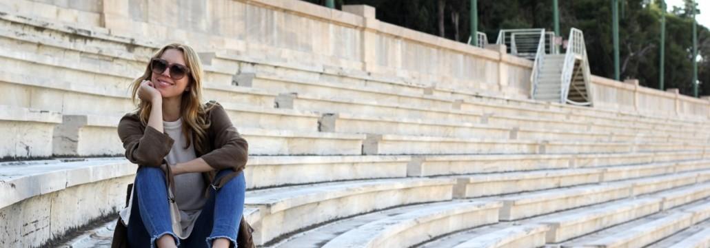 """Griechenland-Krise: """"Die Beauty-Branche befindet sich in einer Sackgasse"""" - Interview mit der griechischen Fashion-Bloggerin Filio Metsi"""