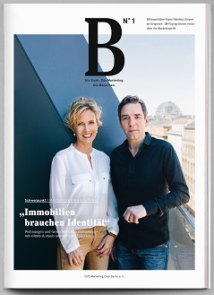 "Marketing Club Berlin erhält neues Magazin ""B"""