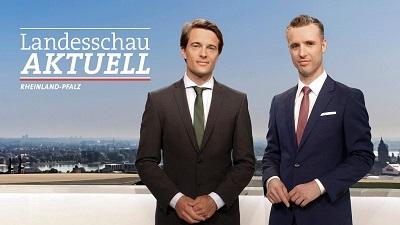 SWR Landesschau aktuell Rheinland-Pfalz mit neuen Gesichtern