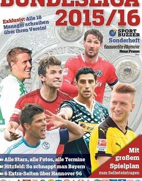 MADSACK startet Bundesligamagazin