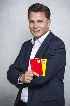 """Thorsten Kinhöfer wird """"BamS-Schiri"""""""