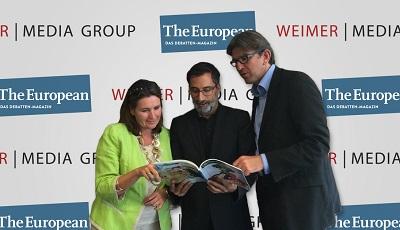 """Weimer Media Group gibt """"The European"""" eine Zukunft"""