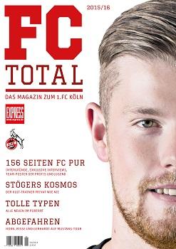 Saisonmagazin des 1.FC Köln erscheint