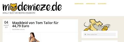 Macher von Clap gründen Angebotsportal Modemieze.de
