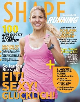 SHAPE bringt Sonderheft zum Thema Running