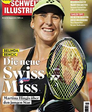 Schweizer Illustrierte erscheint nun freitags