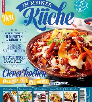 Neues Food-Sonderheft: In meiner Küche