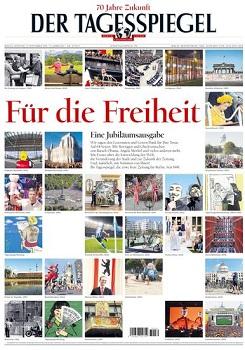 Tagesspiegel feiert 70. Geburtstag