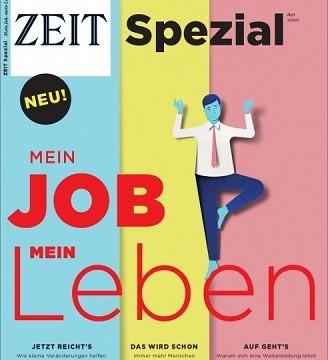 Neues Magazin ZEIT Spezial: Mein Job Mein Leben