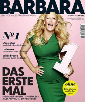 BARBARA kommt am 15. Oktober ans Kiosk