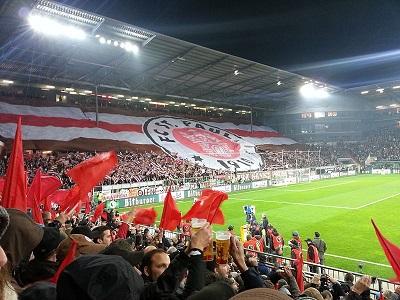 Fußball - Die Top 10 Vereine der 2. Bundesliga nach Facebook-Likes