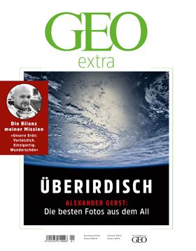 GEO EXTRA kommt auf den Markt