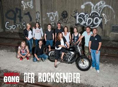 Radio Gong 97.1 wird offiziell zum Rocksender