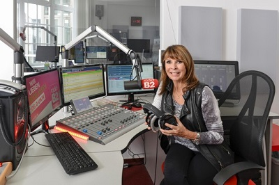 Schlagerstar Ireen Sheer moderiert bei radio B2
