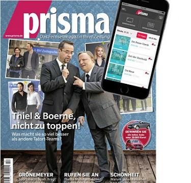 prisma wird digital
