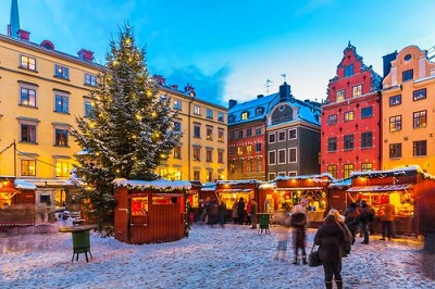 Deutsche Weihnachstmärkte - Die Top 25 auf Facebook