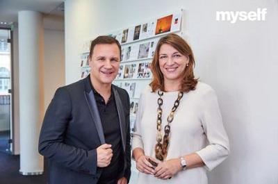 Guido Maria Kretschmer ist Co-Chefredakteur der aktuellen myself-Ausgabe