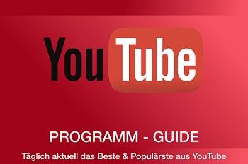 TV-Zeitschrift für YouTube entwickelt