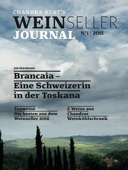 Neues Weinmagazin Weinseller Journal erscheint