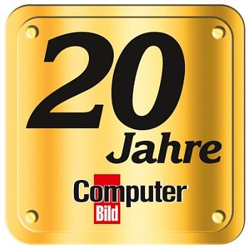 COMPUTER BILD startet ins 20. Jubiläumsjahr