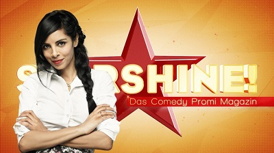 RTL II startet Starshine - Das Comedy Promi-Magazin