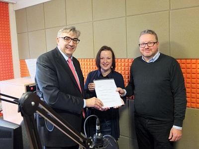 Offener Kanal Nordhausen wird zu Radio ENNO