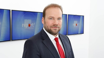 Neuer Moderator für report München