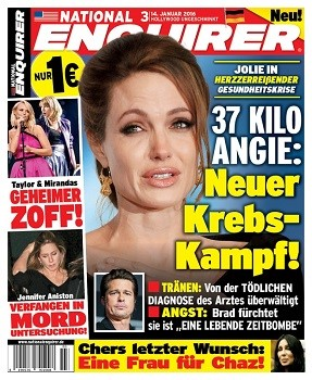 The National ENQUIRER startet deutsche Version