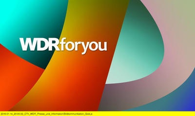WDR launcht WDRforyou