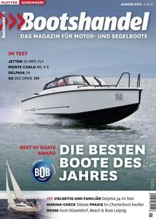 Bootshandel-Magazin mit neuer Chefredakteurin