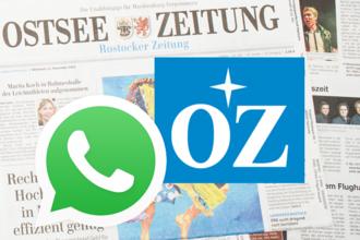 OZ startet Whats App Service