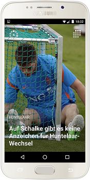 Neue App für lokale Fußball-News