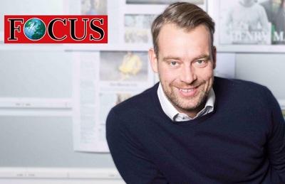 Robert Schneider wird Chefredakteur von Focus