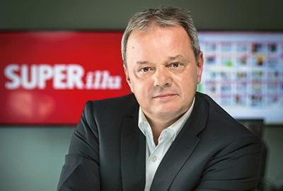 Neuer Chefredakteur von Super Illu